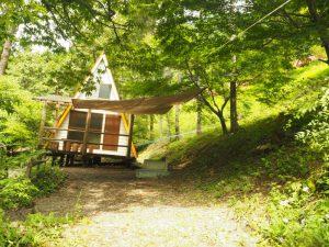 家族でステイフォレスト!キャンプ @ 平山キャンプ場